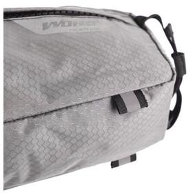 WOHO X-Touring Bolsa seca de cuadro M, honeycomb iron grey